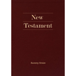 New Testament Recovery...