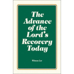 Advance of the Lord's...