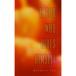 God Who Hides Himself, A
