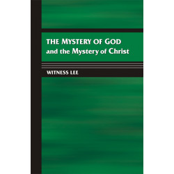 Mystery of God and the...