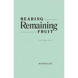 Bearing Remaining Fruit (2...