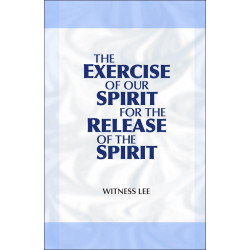 Exercise of Our Spirit for...