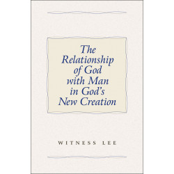 Relationship of God with...