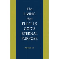 Living that Fulfills God's...
