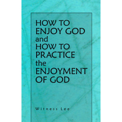 How to Enjoy God and How to...