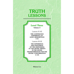 Truth Lessons, Level 3, Vol. 3