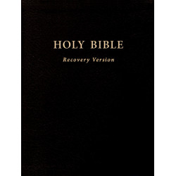 Holy Bible Recovery Version...
