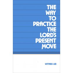 Way to Practice the Lord's...