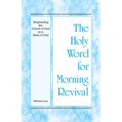 HWMR: Shepherding the...