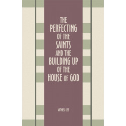 Perfecting of the Saints...