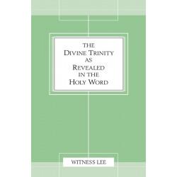 Divine Trinity as Revealed...