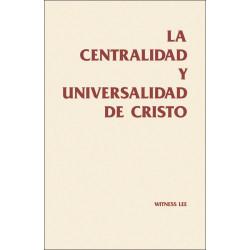 Centralidad y universalidad...