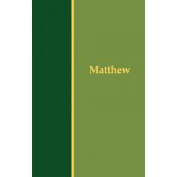 Life-Study of Matthew --...