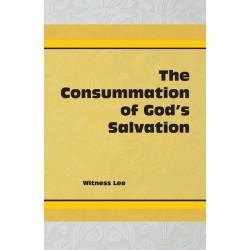 Consummation of God's...