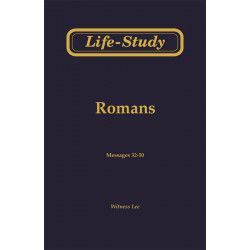 Life-Study of Romans, Vol....