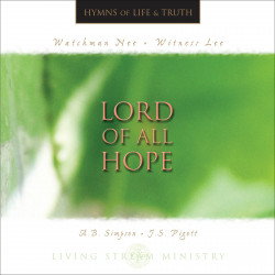 Lord of All Hope (Music CD)