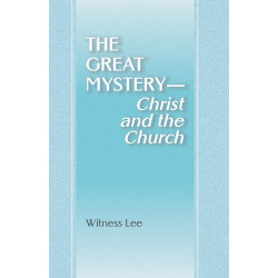 Great Mystery--Christ and...