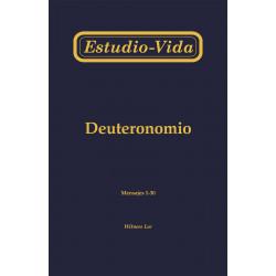 Estudio-vida de Deuteronomio