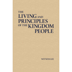 Living and Principles of...
