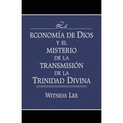 Economía de Dios y el...