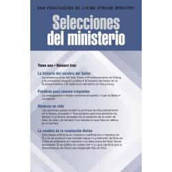 Selecciones del ministerio,...