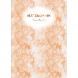 Deuteronomio Versión Recobro