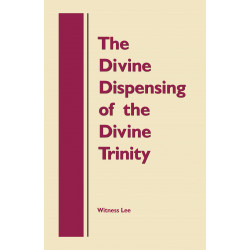 Divine Dispensing of the...
