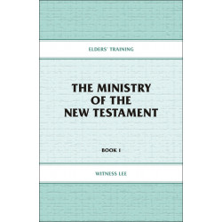 Elders' Training, Book 01:...
