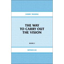 Elders' Training, Book 03:...