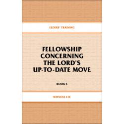 Elders' Training, Book 05:...