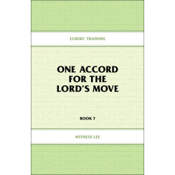 Elders' Training, Book 07:...