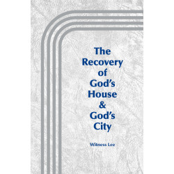 Recovery of God's House and...