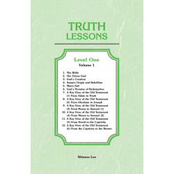 Truth Lessons, Level 1, Vol. 1