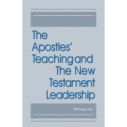 Apostles' Teaching and The...