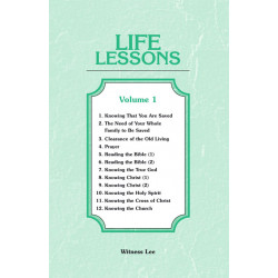Life Lessons (Set, vol. 1-4)