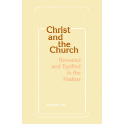 Christ and the Church...
