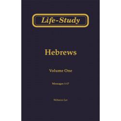 Life-Study of Hebrews, Vol....