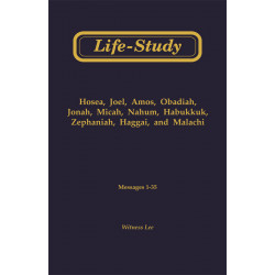 Life-Study of the Minor...
