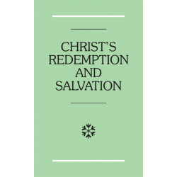 Christ's Redemption and...