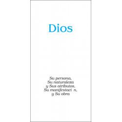 Dios (volante) (Paquete de 10)