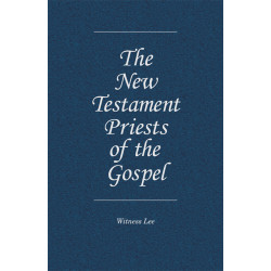 New Testament Priests of...