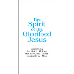 Spirit of the Glorified...