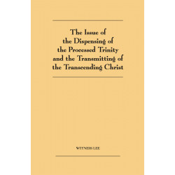 Issue of the Dispensing of...