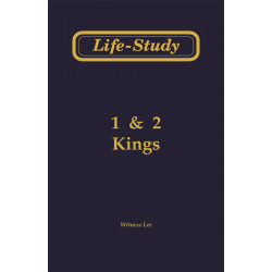 Life-Study of 1 & 2 Kings