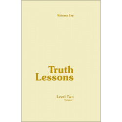 Truth Lessons, Level 2,...