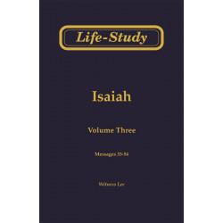 Life-Study of Isaiah, Vol....