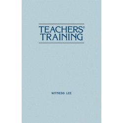 Teachers' Training