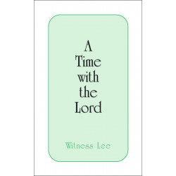 Time With the Lord, A