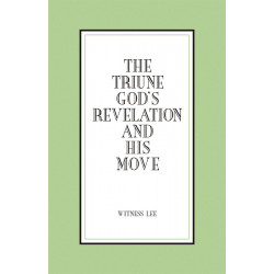 Triune God's Revelation and...