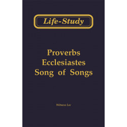 Life-Study of Proverbs,...